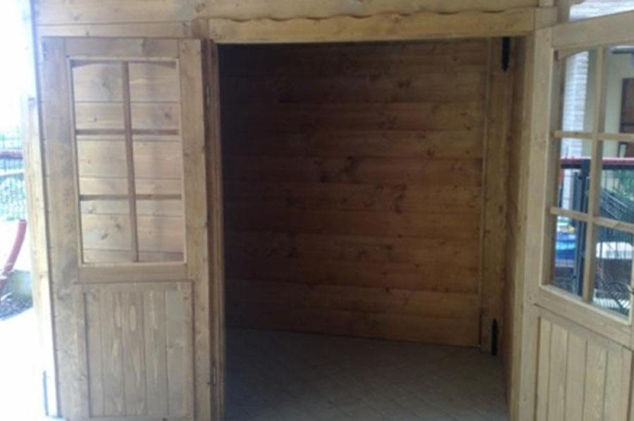Casette in legno a rovigo ferrara padova pianeta legno for Costo casette in legno